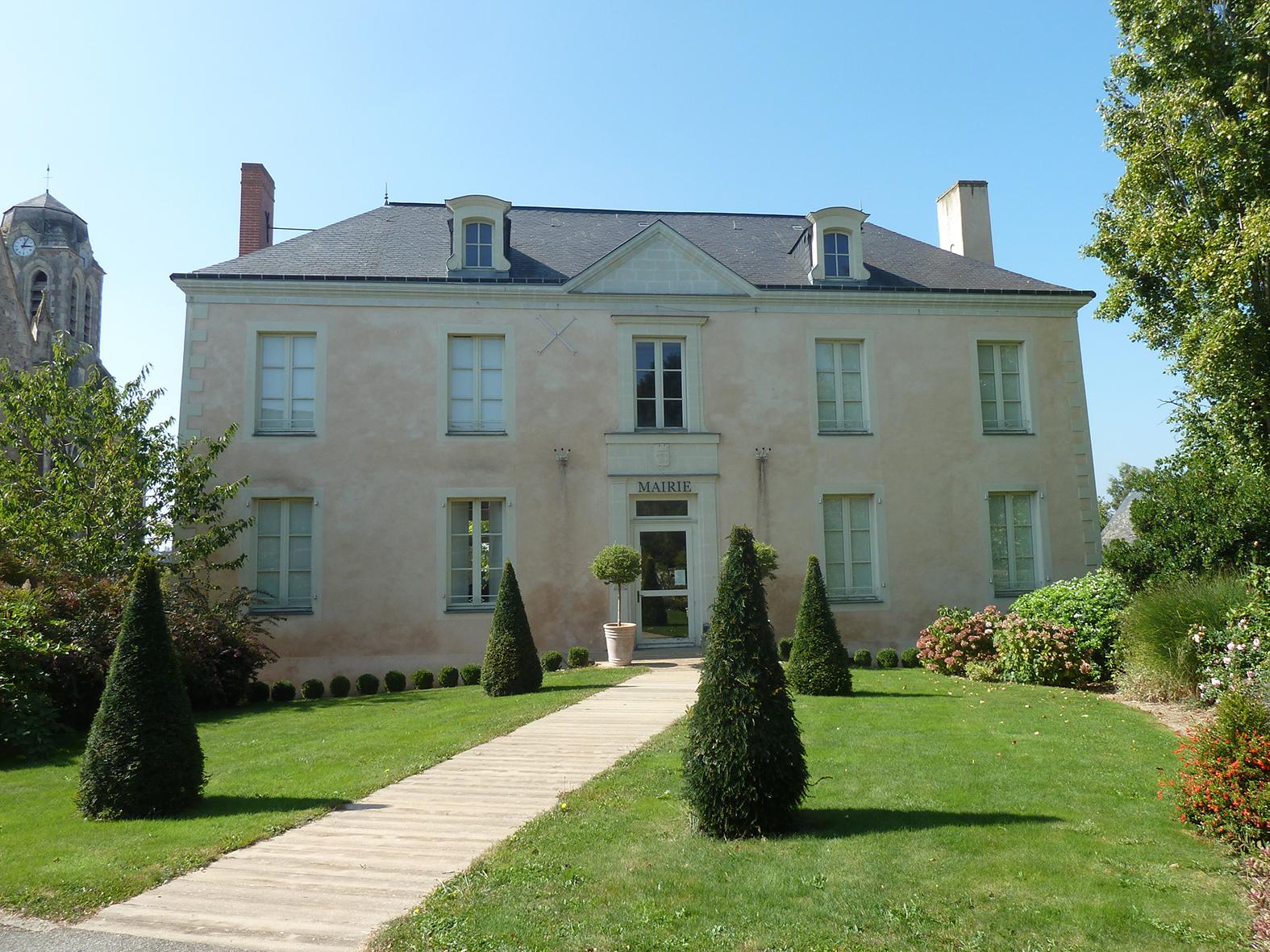 Mairie de Houssay