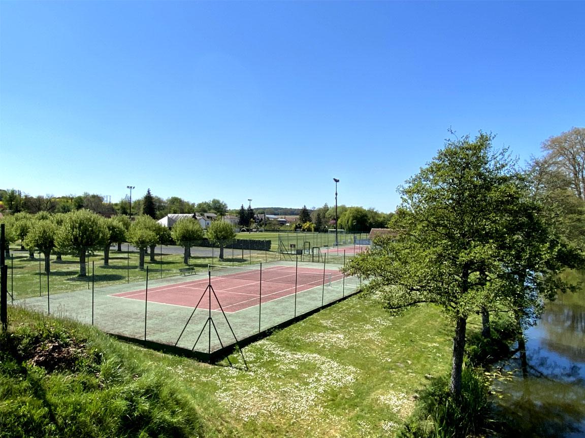 Tennis-et-foot